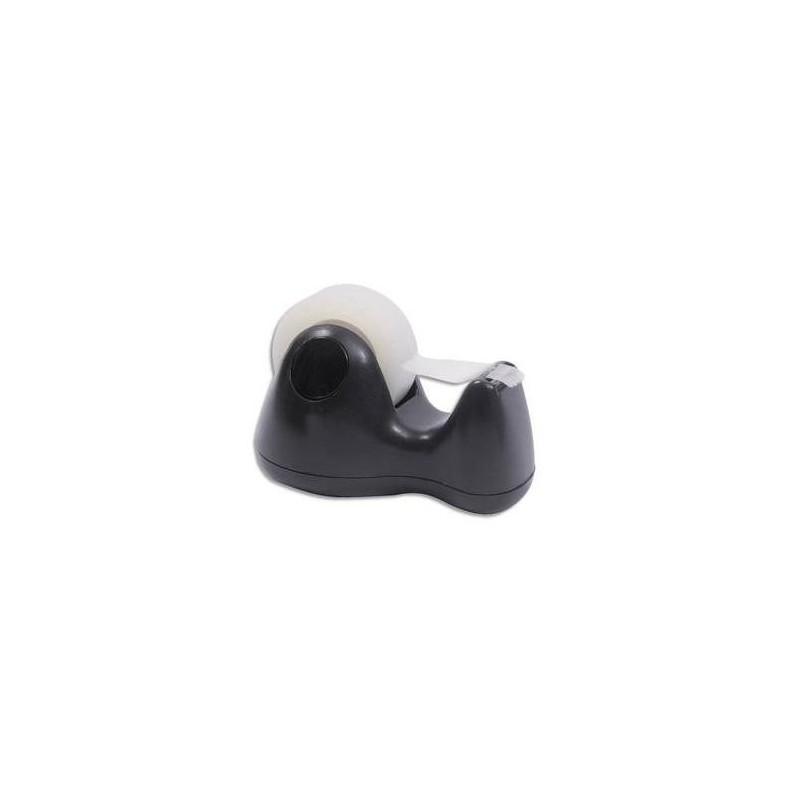 ALBA Dévidoir de table noir gamme luxe pour rouleaux de 33m