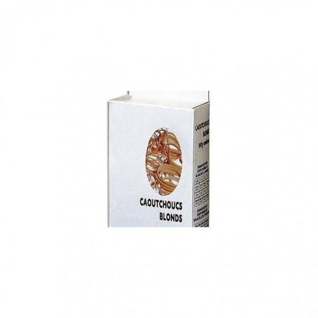 MAPED Boite distributrice de 100g de caoutchouc blond large 110x8mm