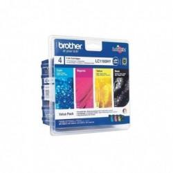 BROTHER Pack de 4 couleurs...