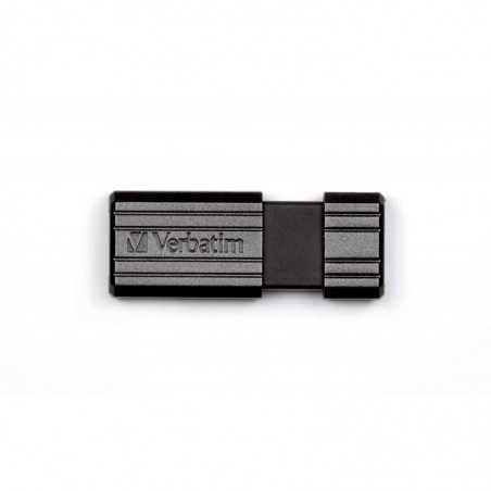 VERBATIM USB DRIVE 2.0 PIN STRIPE 8GB