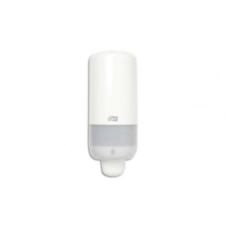 TORK Distributeur ABS de savon mousse Elevator S4, 2500 doses L11,3 xH28,6xP10,5 cm blanc