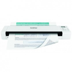 BROTHER Scanner USB mobile  A4 recto-verso wifi DS920W