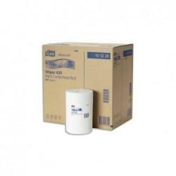 TORK Lot de 6 Bobines papier d'essuyage Plus à dévidage central M2 275m Format prédécoupé blanc