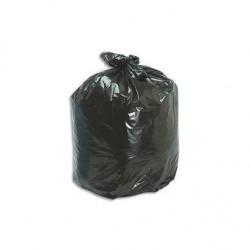 Boîte de 200 sacs poubelle 110 litres noir 42 microns