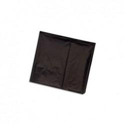 DELAISY KARGO Boîte de 100 sacs poubelle 240 litres noir pour container 30 microns