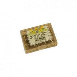 PW INTERNATIONAL Boîte de 50 g épingles 18 mm