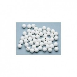 PW INTERNATIONAL Sachet de 100 boules cellulose diamètre 25mm
