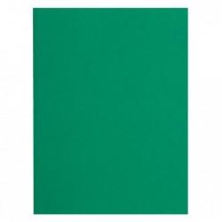 EXACOMPTA Paquet de 100 chemises Flash 220 teintes vives24 x 32 cm Vert foncé