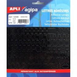 AGIPA pochette 191 lettres...