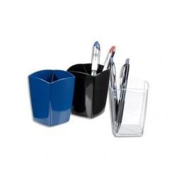5 ETOILES Pot à crayons carré 74 x 74 x 105 mm Noir