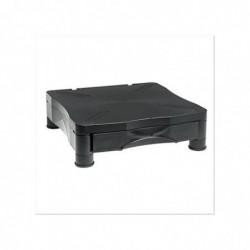 5 ETOILES Support moniteur Noir réglable avec tiroir