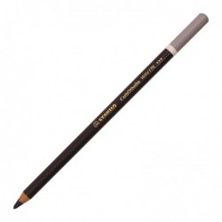 STABILO Crayon de couleur Fusain Pastel CarbOthello Gris d'Angers