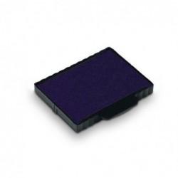 TRODAT Cassette encreur de rechange pour tampon 6/57B Bleu