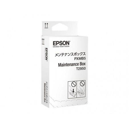 EPSON Bouteille pour la récupération de l'encre usagée T2950 pour WorkForce WF-100