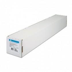 HP Rouleau de Papier couché 6.6 mil • 130 g/m² (35 lbs) • 1067 mm x 30.5 m de marque HP