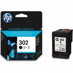 HP Cartouche Jet d'encre Originale N°302 190 pages 3,5 ml Noir