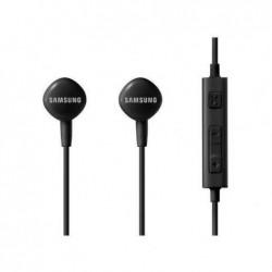 SAMSUNG Kit Piéton Stéréo Origine Samsung Connectique 3.5mm Coloris Noir
