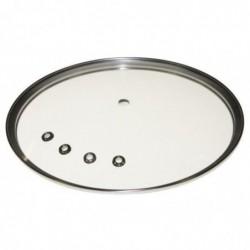 SEB SS-993552 couvercle en verre cuiseur vapeur convenient serie sans poignée