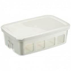 SEB Delices Box Coffret d'un Bac 1 L Yaourt-Fromage Blanc avec Égouttoir