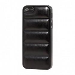 MOXIE Coque Sofa Noir pour iPhone 5/5S