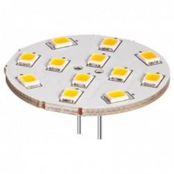 GOOBAY Spot LED Disc 30mm 12V 2 W Culot G4 20 W equivalent Blanc chaud 170 lumen