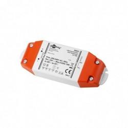 GOOBAY Transformateur LED fonctionnement DC 24 V 0,5 - 15W