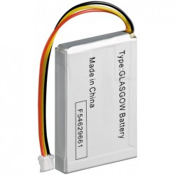 GOOBAY Batterie de rechange pour TomTom one Version 1 (Remplace F54629661 )