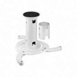 GOOBAY Support Projecteur de plafonf Beamer Flex réglable en hauteur Blanc