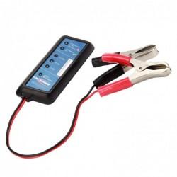 ANSMANN Testeur à LED professionnel pour les batteries de 12 V