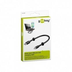 GOOBAY Câble Rigide USB...