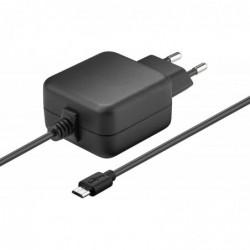 GOOBAY Chargeur Micro USB charger 2,5 A pour Rapsberry 1 m Noir