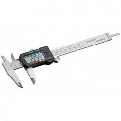 FIXPOINT Pied à coullisse numérique 150 mm/6 pouces