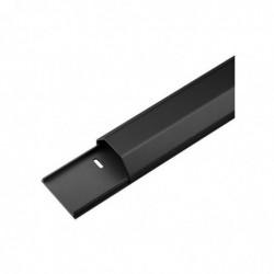 GOOBAY goulotte cache-câble Noir 1.1 m