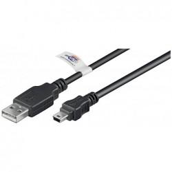 GOOBAY Câble USB Certifié 5...