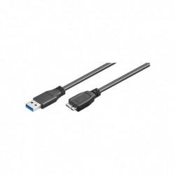 GOOBAY Câble USB 3.0...