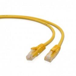 V7 Câble de réseau RJ-45 (M) RJ-45 (M) 50 cm UTP ( CAT 5e ) Jaune