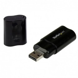 STARTECH.COM Adaptateur Carte Son USB vers Audio Stéréo