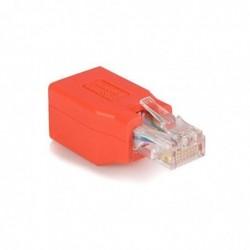 STARTECH.COM Adaptateur Gigabit Ethernet Cat 6 vers la répartition UK Crossover