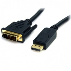 STARTECH.COM Câble Adaptateur DisplayPort® vers DVI de 1,8 m Convertisseur DP 1920x1200