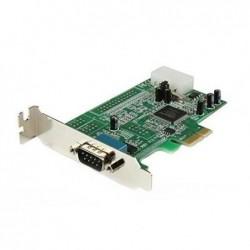 TARTECH.COM Carte PCI Express à Faible Encombrement avec 1 Port RS232 Adaptateur Série UART 16550 1xPCI Express Mâle 1xDB-9 ...