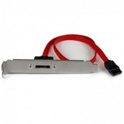 STARTECH.COM équerre Serial-ATA vers eSATA avec cordon interne de 45cm