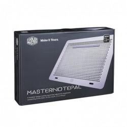 COOLER MASTER Support MASTERNOTEPAL pour Refroidisseur PC Argent/Noir