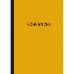 ELVE Échéancier Piqué Elve A4 210 x 297 mm 100 Pages Couleur Aléatoire