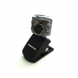 REEKIN Webcam BlueEye (12 MP, Micro, Fonctionne sans driver, Blister)