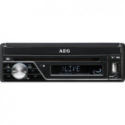 AEG Autoradio AR 4026 avec écran tactile de 7avec Bluetooth et port USB