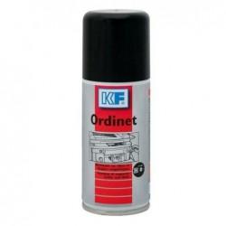 KF Bombe de nettoyage Nettoyant sec des têtes et disques magnétiques 650ml brut / 400 ml net KF