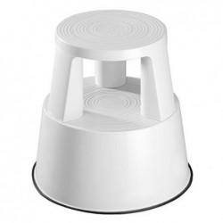 WEDO Tabouret marche-pied STEP Plastique 150 Kg H 43 cm Blanc