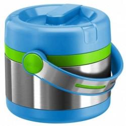EMSA Récipient alimentaire isotherme MOBILITY 0,65 litre Bleu Vert