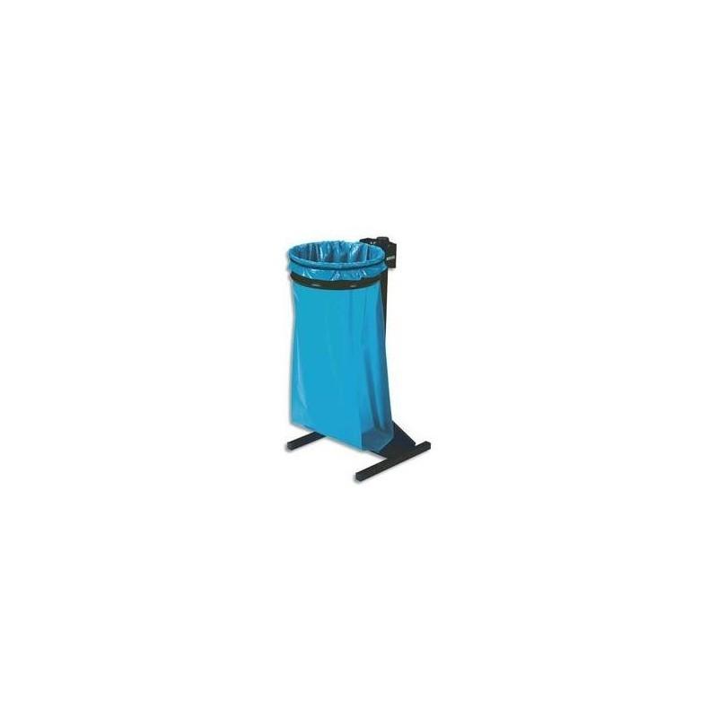 ROSSIGNOL Support sac Ecollecto avec poteau sur socle à poser gris