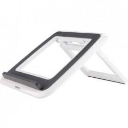 """FELLOWES Support pour ordinateur portable I-Spire""""Quick Lift Blanc"""
